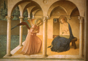 The Annunciation Fra Angelico