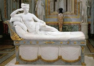 Galleria Borghese, Pauline Bonaparte