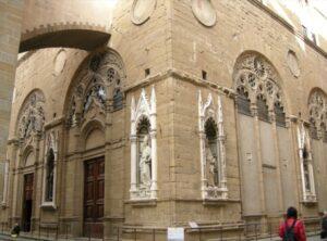 Orsanmichele Church, Florence