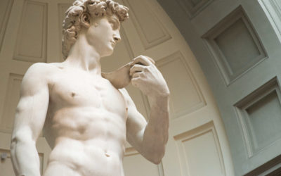 Episode XI: David by Michelangelo Buonarroti