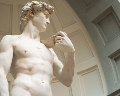 Episode XI: David by Michelangelo Buonarroti