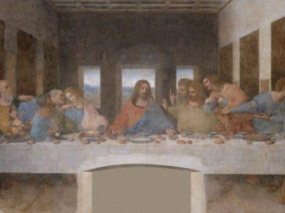 Episode VIII: Last Supper by Leonardo Da Vinci