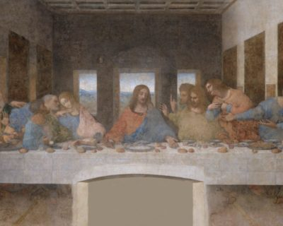 Episode VIII: Last Supper by Leonardo Da Vinci