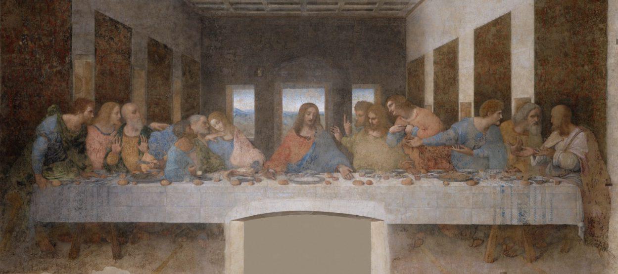 last supper_Leonardo