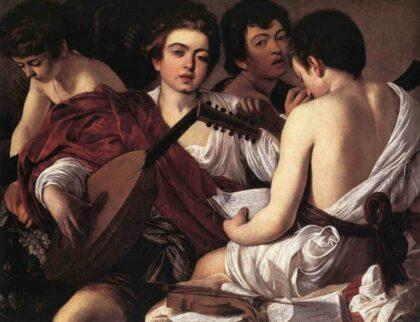 Musicisti Caravaggio