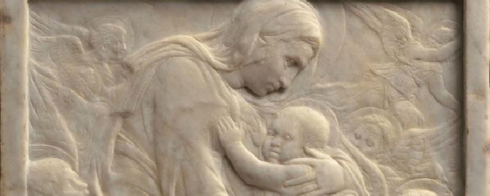 Madonna of the clouds_Donatello MFA rect.
