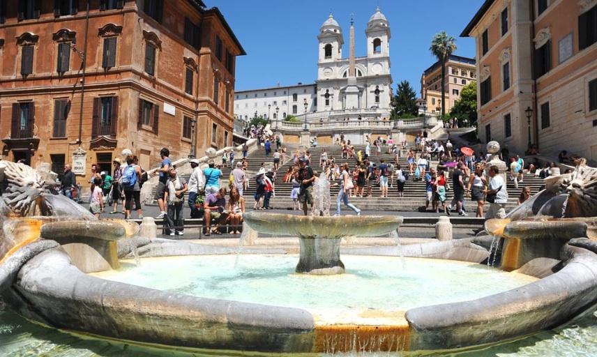 Educational Travel, Rome Italy