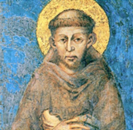 How a Little Man Changed the World: St. Francis of Assisi