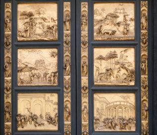 Episode III: Gates of Paradise by Lorenzo Ghiberti