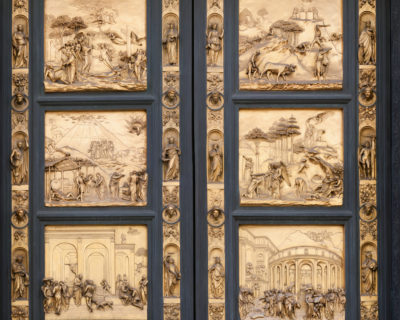 Episode III: Gates of Paradise by Lorenzo Ghiberti