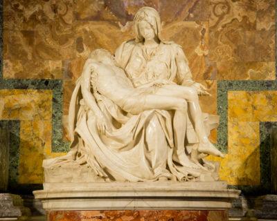 Episode IX: Pietà by Michelangelo Buonarroti