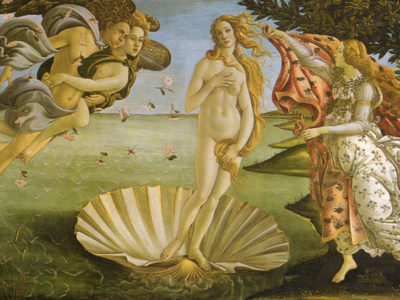 Episode VII: Birth of Venus by Alessandro Botticelli