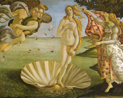 Episode VII: Birth of Venus by Alessandro Botticelli