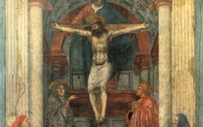 Episode IV: Holy Trinity by Masaccio