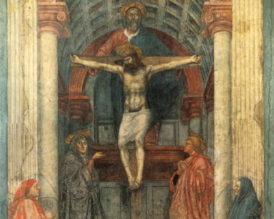 Episode IV: Holy Trinity by Masaccio