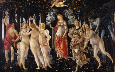 Episode VI: La Primavera by Alessandro Botticelli