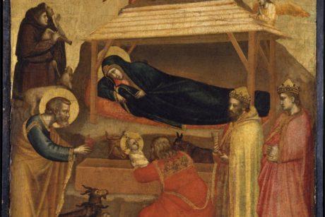 Giotto di Bondone Adoration of the Magi