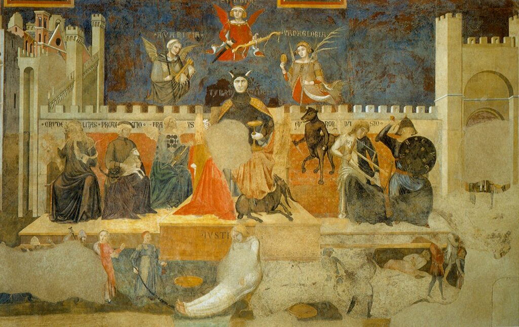 Ambrogio Lorenzetti's Allegory and Consequences of Bad Government