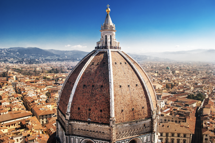 """Brunelleschi's Dome"""