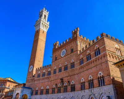 """Tyranny and Injustice for All: The Allegory of Good and Bad Government in Siena"""