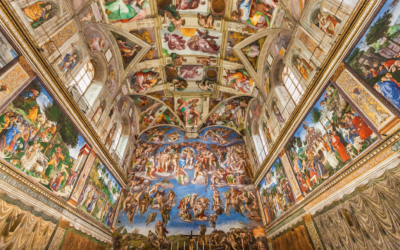 """Rome: Vatican Museums Part IV – """"Michelangelo and the Sistine Chapel"""""""
