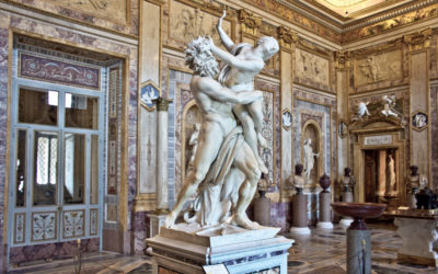 """""""Treasures of the Borghese Gallery in Rome – Part I"""""""