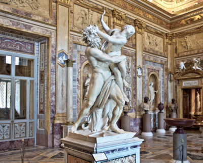 """Treasures of the Borghese Gallery in Rome – Part I"""