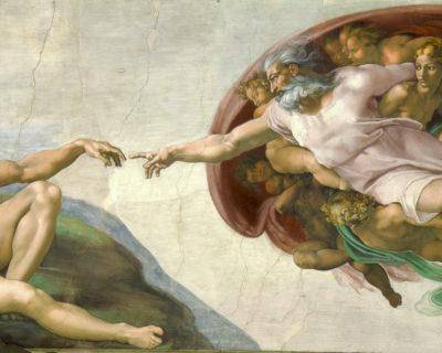"""The Divine Michelangelo"""
