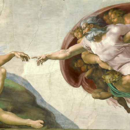 """The Divine Michelangelo"""