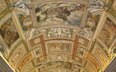 """Rome: Vatican Museums Part II – """"Architecture, Antiquities, and Maps"""""""