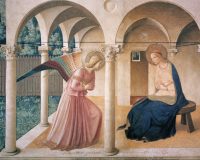 """""""Florence: Masterpieces of the Convent of San Marco"""""""