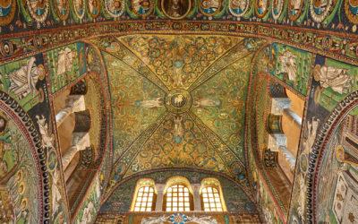 """Italy's Great Monuments: Sparkling Ravenna Mosaics"""
