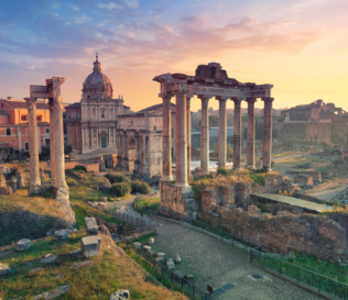 """Italy's Great Monuments: Roman Forum"""