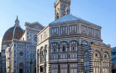 """""""Italy's Great Monuments: Florence Baptistery"""""""