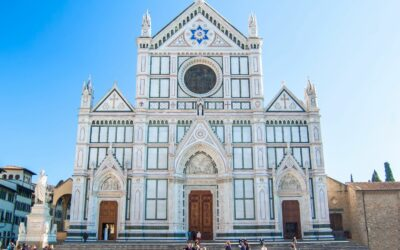 """""""Italy's Great Monuments: Santa Croce in Florence"""""""