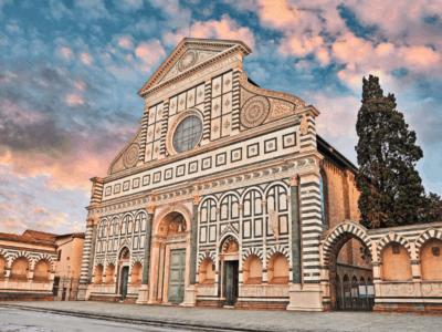 """Italy's Great Monuments: Santa Maria Novella in Florence"""