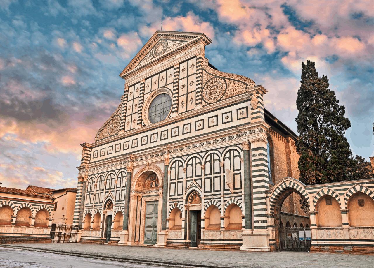 Santa Maria Novella for Mailchimp