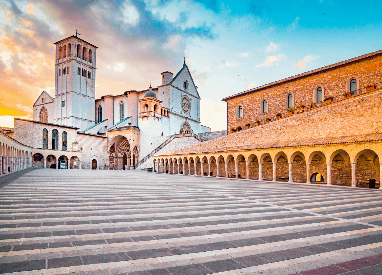 The Basilica of St. Francis of Assisi for Mailchimp 2