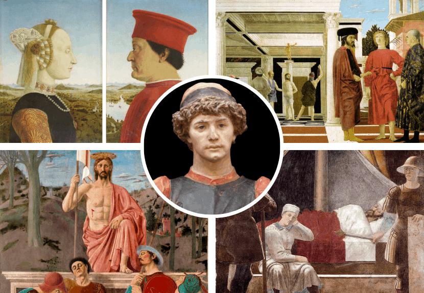 """""""Italy's Great Artists: Piero della Francesca"""""""