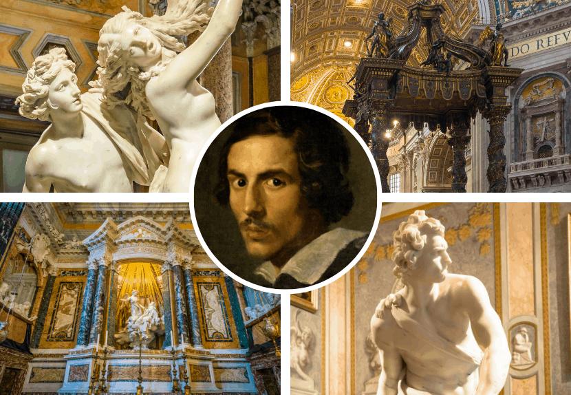 """""""Italy's Great Artists: Gian Lorenzo Bernini"""""""