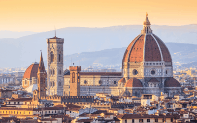 """""""Italy's Great Monuments: Florence Cathedral"""""""