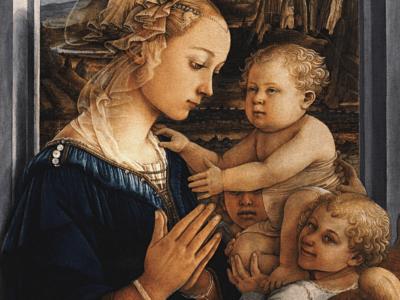 """Celebrating La Mamma! Italian Renaissance Paintings of the Madonna and Child"""