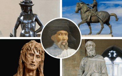 """Italy's Great Artists: Donatello"""