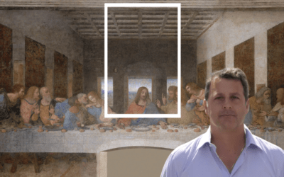 """""""Leonardo da Vinci, the Last Supper, and the Art of Throwing a Great Dinner Party"""""""