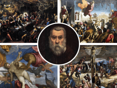 """""""Italy's Great Artists: Tintoretto"""""""