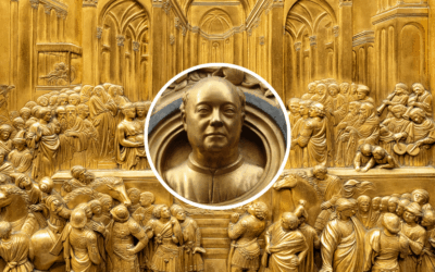 """Italy's Great Artists: Lorenzo Ghiberti"""