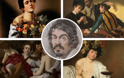 """""""Italy's Great Artists: Caravaggio"""""""